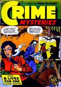 Crime Mysteries (1952-1954 Trojan Magazines) 13