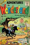 Adventures in Wonderland (1955 Lev Gleason) 1