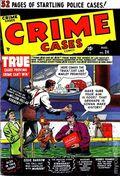 Crime Cases Comics (1950) 24