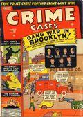 Crime Cases Comics (1950) 27