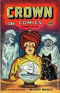 Crown Comics (1944) 2