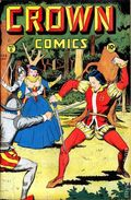 Crown Comics (1944) 8