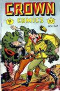 Crown Comics (1944) 11