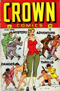 Crown Comics (1944) 14