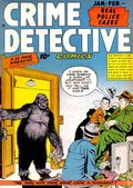 Crime Detective Comics Volume 1 (1948) 6