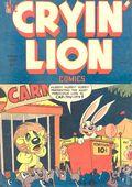 Cryin' Lion Comics (1944) 2