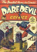 Daredevil Comics (1941 Lev Gleason) 2