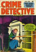Crime Detective Comics Volume 2 (1950) 12