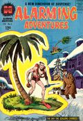 Alarming Adventures (1962 Harvey) 3