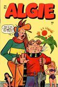 Algie (1953) Misprint 1SECRET