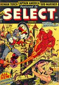 All-Select Comics (1943) 1