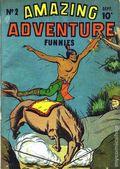 Amazing Adventure Funnies (1940) 2