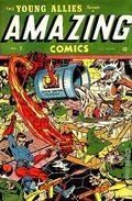Amazing Comics (1944) 1