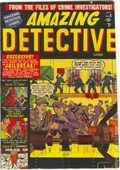 Amazing Detective Cases (1950) 8