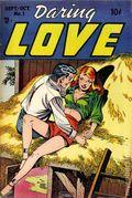Daring Love (1953 Gillmore) 1