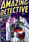 Amazing Detective Cases (1950) 12