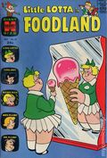 Little Lotta in Foodland (1963) 12