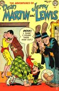 Adventures of Dean Martin and Jerry Lewis (1952) 8