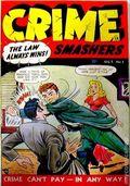 Crime Smashers (1950-53 Trojan) 1