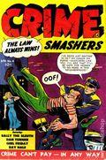 Crime Smashers (1950-53 Trojan) 4