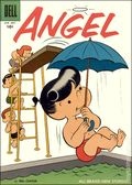 Angel (1955-1959 Dell) 7