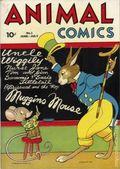 Animal Comics (1941) 3