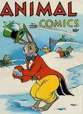 Animal Comics (1942-1948 Dell) 6