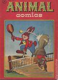Animal Comics (1942-1948 Dell) 22