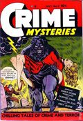 Crime Mysteries (1952-1954 Trojan Magazines) 2
