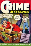 Crime Mysteries (1952-1954 Trojan Magazines) 3