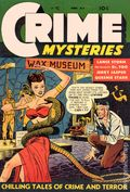 Crime Mysteries (1952-1954 Trojan Magazines) 6