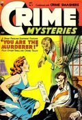 Crime Mysteries (1952-1954 Trojan Magazines) 9