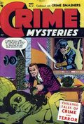 Crime Mysteries (1952-1954 Trojan Magazines) 12