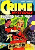 Crime Mysteries (1952-1954 Trojan Magazines) 15