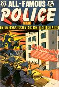 All-Famous Police Cases (1952-1954 A Star Comic) 12