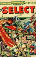 All-Select Comics (1943) 3