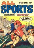 All Sports Comics (1948) 2