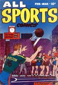 All Sports Comics (1948) 3