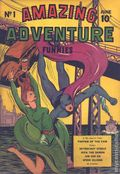 Amazing Adventure Funnies (1940) 1