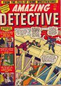 Amazing Detective Cases (1950) 7