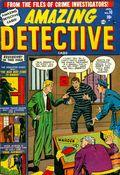 Amazing Detective Cases (1950) 10
