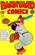 Barnyard Comics (1944) 8