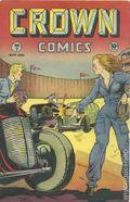 Crown Comics (1944) 7