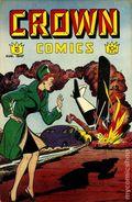 Crown Comics (1944) 10
