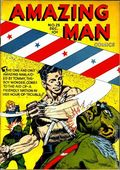 Amazing Man Comics (1939) 25