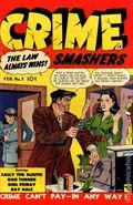 Crime Smashers (1950-53 Trojan) 3