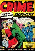 Crime Smashers (1950-53 Trojan) 6