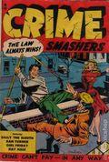 Crime Smashers (1950-53 Trojan) 15