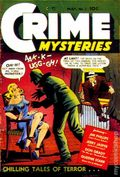 Crime Mysteries (1952-1954 Trojan Magazines) 1