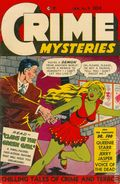 Crime Mysteries (1952-1954 Trojan Magazines) 5